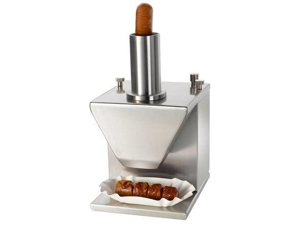 Hendi Currywurst Cutter Elektrische | 230x185x325 mm 230V 135W