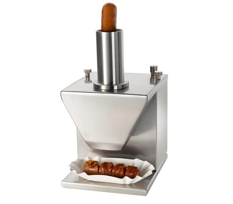 Hendi Curryworst Snijder Elektrisch| 230x185x325 mm 230V 135W