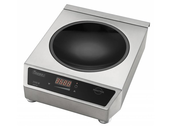 Hendi Hendi Induction digital - 34x45x (h) 12 - 3500W / 230V