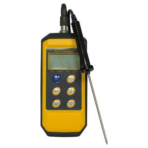 Hendi Digital-Fleisch-Thermometer-Sonde - mit abnehmbarer Stifsonde   -50 ° C bis + 300 ° C