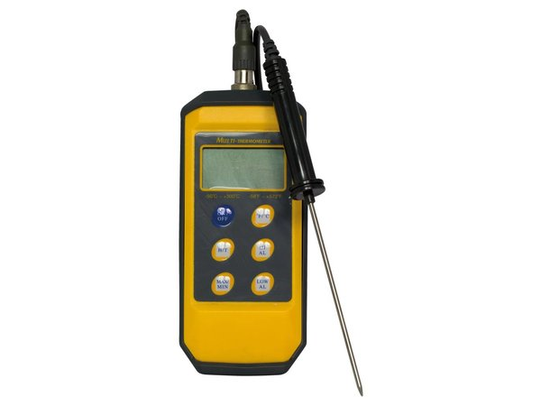 Hendi Digital Meat Thermometer probe - With Detachable Stifsonde | -50 ° C to + 300 ° C
