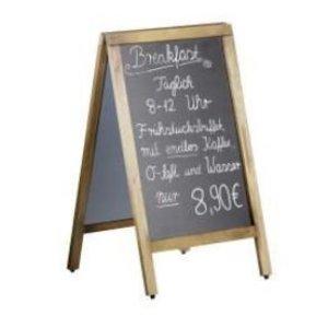 Saro Chalk Stoepbord Duplo - 50 x 85 cm - BASIC
