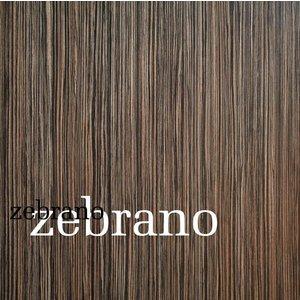Millionaire Wall Millionaire Wall Wandpanelen Zebrano - 4 Panelen