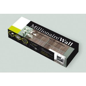 Millionaire Wall Millionaire Wall Mounting Kit - Mounting 4-6 Panels