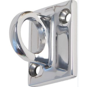 Securit Steckdose Haken Streicher Chrome | Luxus-