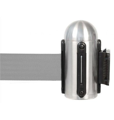 Securit Wall system Chrome - Gray Tape | Deluxe