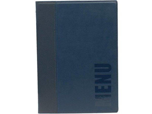 Securit Catering Menu Trendy - Blue A5
