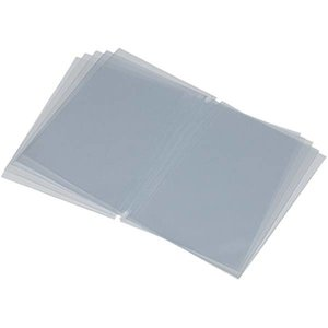 Securit Menu Inserts A5 - 10 pieces - Holds up to 40 pages.