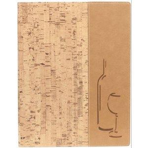 Securit Horeca Drink Card Design - Cork A4