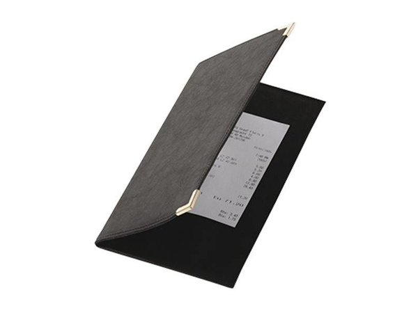 Securit Bill Presenter - Classic Zwart
