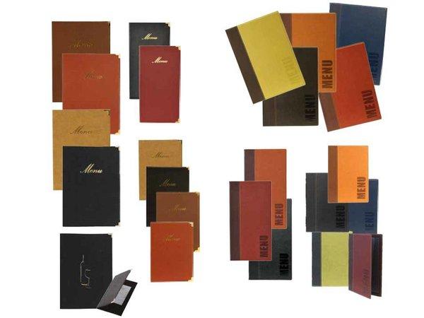 Securit Bill Folder - Basic Black