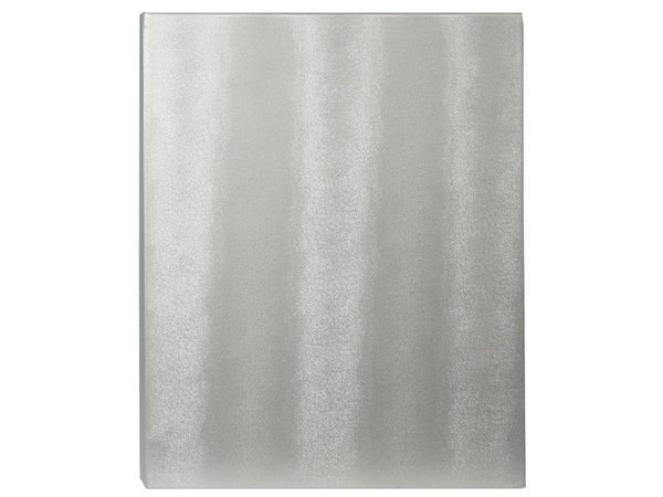Securit Menukaart met LED verlichting - DOUBLE A4 - Zilver