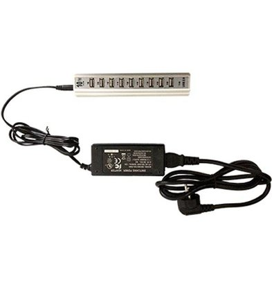 Securit Multi Charger - Suitable for 10 LED Menus