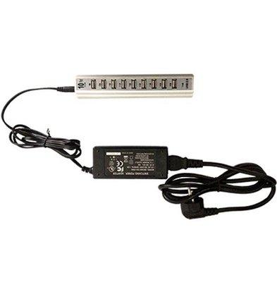 Securit Multi oplader - Geschikt voor 10 LED-Menukaarten