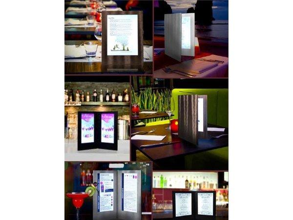 Securit Multi Charger - Geeignet für 10 LED-Menüs