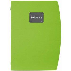 Securit Menü Rio - Grün A4 - umweltfreundliche