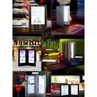 Menu Folders with LED Lights   Eye-Catcher Nightclub, Disco   3 COLOURS