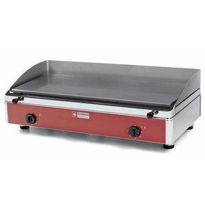 Diamond Fry Top Electric - Smooth - 80x53x (h) 30cm - 6 kW