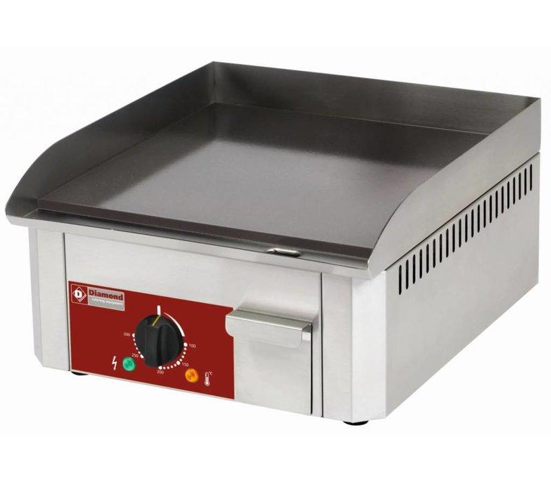 Diamond Emaillierte elektrische Kochplatte - glatt - 40x45x (h) 19cm - 3kW