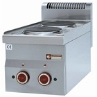 Diamond Fornuis Elektrisch | 2 Pits 180 mm | Tafelmodel 230V | 2x 2 kW