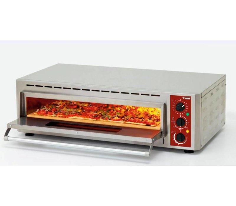 Diamond Pizzaofen Elektro Single | 2 x Pizza Ø33cm | 5kW | 895x580x (H) 270mm