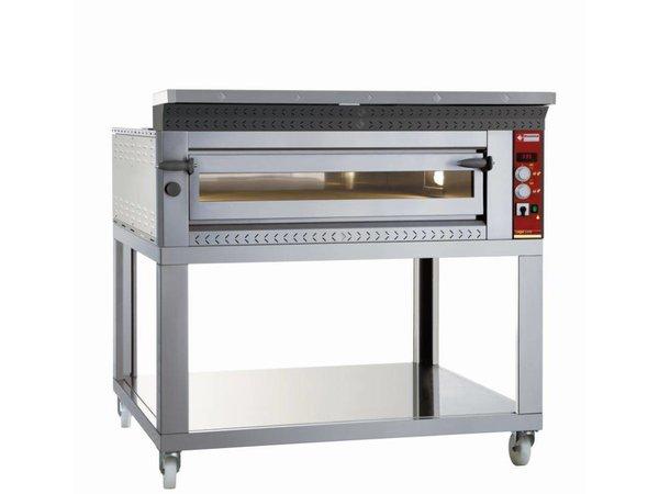Diamond Pizza Oven Elektrisch XL | 6 Pizza's Ø35cm | 9kW | 1420x1010x(H)400mm