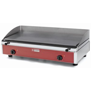 Diamond Gas griddle Triple Flat - 82x51x (H) 30.5 cm - 6 Kw