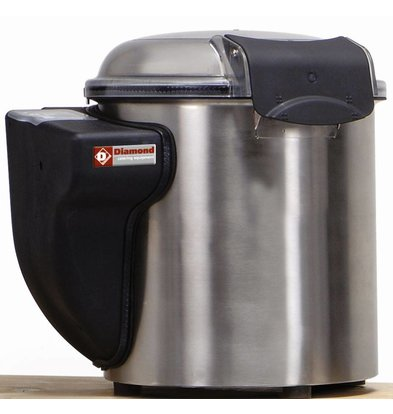 Diamond Aardappel Schilmachine 5 kg | 150 kg per uur