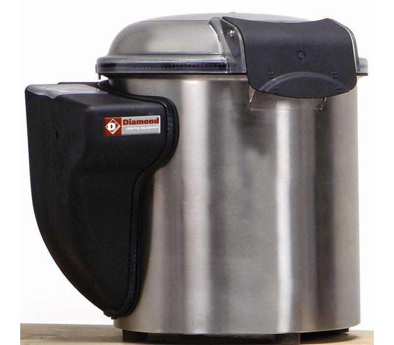 Diamond Kartoffelschäler 5 kg | 150 kg pro Stunde