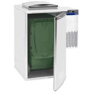 Diamond Afvalbak cooler - Single - 73x87x (h) 129cm