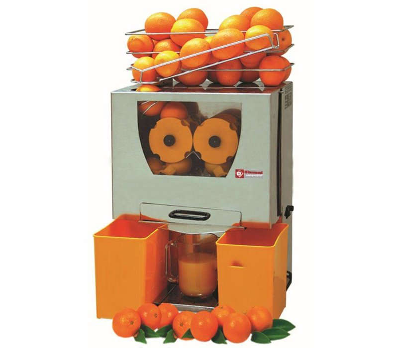 Diamond Orange Press Auto 20/25 p / m - Oranges