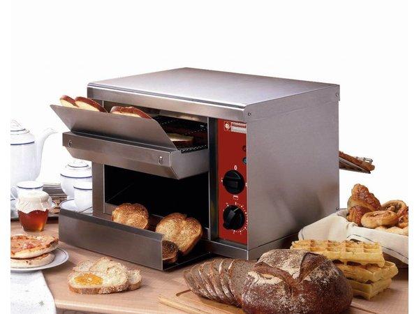 Diamond Gehen Sie durch Toaster 540 pro Stunde - zwei Heizelemente - 45x53x (H) 34,5cm - 2300W