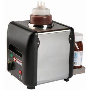 Diamond Schokoladensauce Heizung   1 Liter   225x175x (H) 220mm - 170W