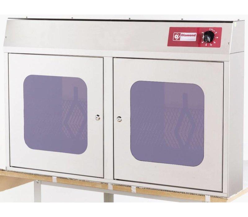 Diamond Messensterilisator Cabinet - Double   50 pieces