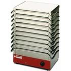 Diamond Rechaud voor 10 platen - 1200W - 400x215x(H)475mm