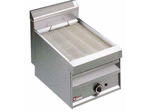Diamond Dampf-Gas-Grill - Tabletop - 380x470 - 42x70x (h) 44cm