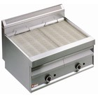Diamond Steam Gas Grill -Tafelmodel - 80x70x (h) 44cm