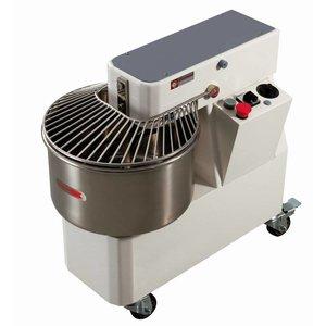 Diamond Spiraal kneedmachine 22 liter - Regelbare Snelheid