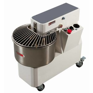Diamond Spiral kneading machine 22 liters - Adjustable Speed