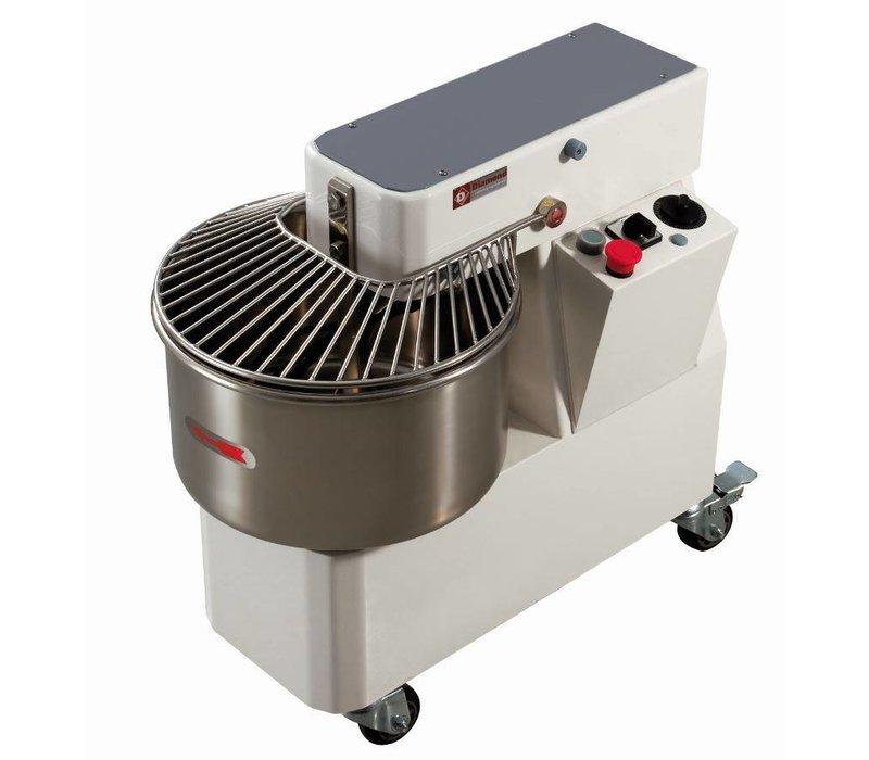 Diamond Spiral Knetmaschine 22 Liter - Einstellbare Geschwindigkeit