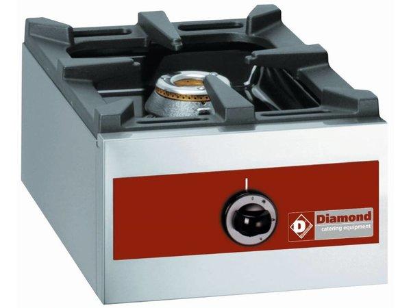 Diamond Gasbrander 1 Brander | Tafelmodel | 360x480x(h)260mm