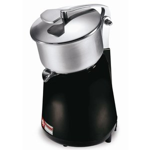 Diamond Juicer ABS - Black - With Press lever stainless steel - 210x265x (H) 385/480 mm