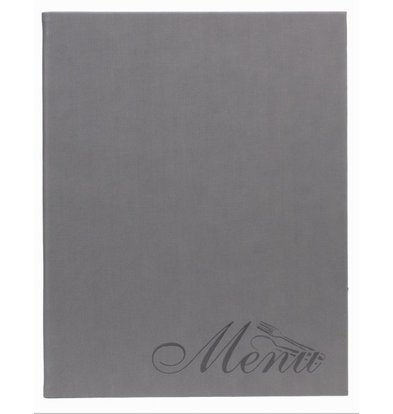 Securit Menu folder Design - Velvet A4