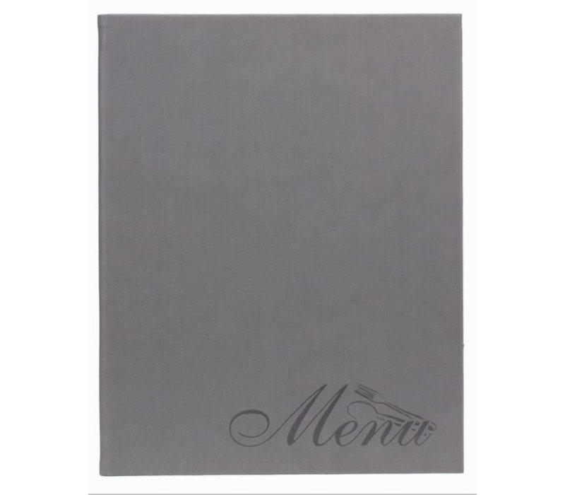 Securit Design menu folder - Velvet A4