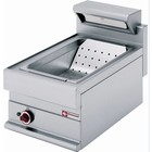 Diamond Frites warmhoudapparaat - Vitrokeramische Top - Keramisch - 400x650xh280/470 mm