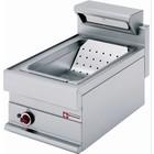 Diamond Frites warming device - Vitro Ceramic Top - Ceramic - 400x650xh280 / 470 mm