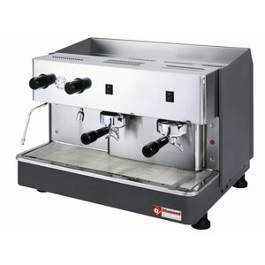 Diamond Espresso machine 2 groups Automatic | 2,9kW | 650x530x (H) 430mm