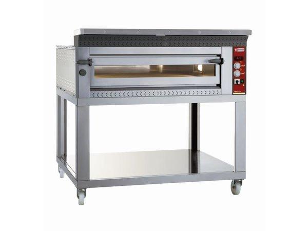 Diamond Pizza Oven Electric | 6 Pizzen Ø35cm | 8,8kW | 1070x1360x (H) 400mm