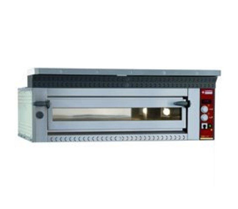 Diamond Pizza Oven Electric | 9 pizzas Ø35cm | 13,3kW | 1420x1360x (H) 400mm
