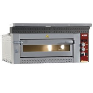 Diamond Pizza Oven Elektrisch | 4 Pizza's Ø35cm | 6,6kW | 1070x1010x(H)400mm